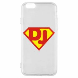 Чехол для iPhone 6/6S Super DJ - FatLine