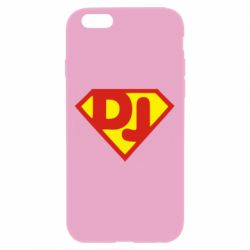 Чехол для iPhone 6 Plus/6S Plus Super DJ - FatLine