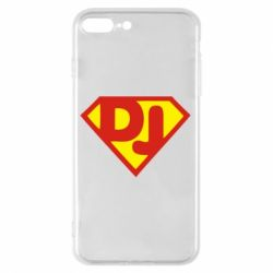 Чехол для iPhone 8 Plus Super DJ - FatLine