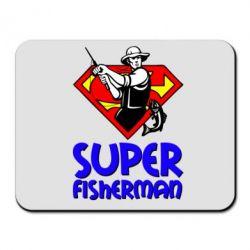 Коврик для мыши Super FisherMan - FatLine