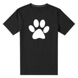 Чоловіча стрейчева футболка Супер кіт