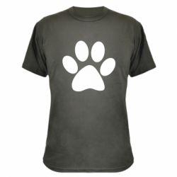 Камуфляжна футболка Супер кіт