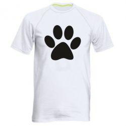 Чоловіча спортивна футболка Супер кіт