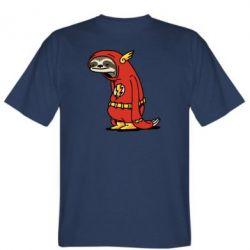 Мужская футболка Super lazy flash