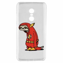 Чехол для Xiaomi Redmi Note 4 Super lazy flash