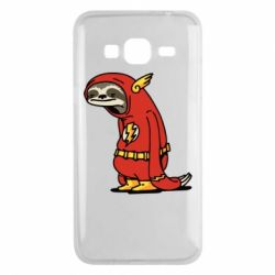 Чехол для Samsung J3 2016 Super lazy flash