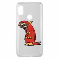 Чехол для Xiaomi Redmi Note 6 Pro Super lazy flash