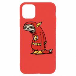 Чехол для iPhone 11 Super lazy flash