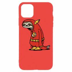 Чехол для iPhone 11 Pro Max Super lazy flash