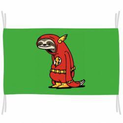 Флаг Super lazy flash