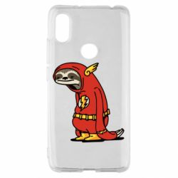 Чехол для Xiaomi Redmi S2 Super lazy flash