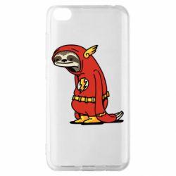 Чехол для Xiaomi Redmi Go Super lazy flash