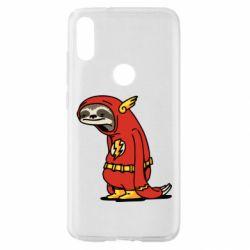 Чехол для Xiaomi Mi Play Super lazy flash