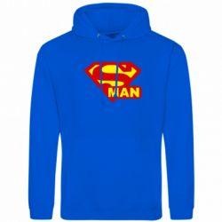 Мужская толстовка Super Man