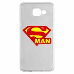 Чехол для Samsung A5 2016 Super Man