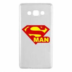 Чехол для Samsung A7 2015 Super Man