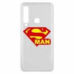 Чехол для Samsung A9 2018 Super Man
