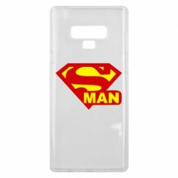 Чохол для Samsung Note 9 Super Man