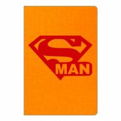 Блокнот А5 Super Man