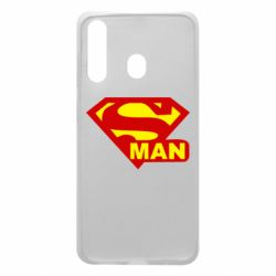 Чехол для Samsung A60 Super Man