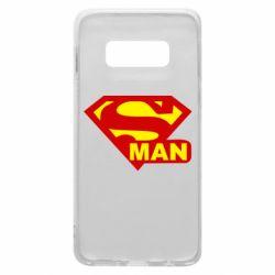 Чохол для Samsung S10e Super Man