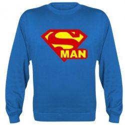 Реглан (свитшот) Super Man