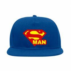 Снепбек Super Man