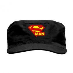 Кепка милитари Super Man