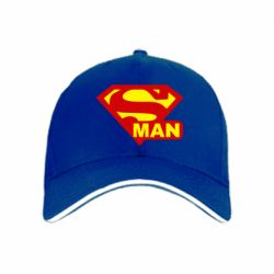 кепка Super Man