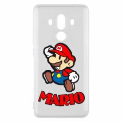 Чехол для Huawei Mate 10 Pro Супер Марио - FatLine