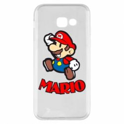 Чехол для Samsung A5 2017 Супер Марио - FatLine