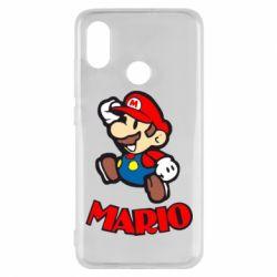 Чехол для Xiaomi Mi8 Супер Марио - FatLine