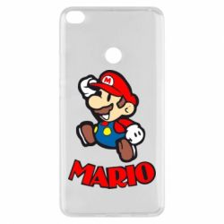 Чехол для Xiaomi Mi Max 2 Супер Марио - FatLine