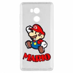 Чехол для Xiaomi Redmi 4 Pro/Prime Супер Марио - FatLine