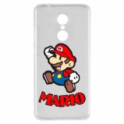 Чехол для Xiaomi Redmi 5 Супер Марио - FatLine