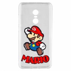 Чехол для Xiaomi Redmi Note 4 Супер Марио - FatLine