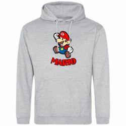 Мужская толстовка Супер Марио - FatLine