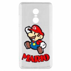 Чехол для Xiaomi Redmi Note 4x Супер Марио - FatLine