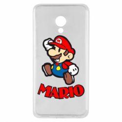 Чехол для Meizu M5 Супер Марио - FatLine