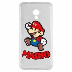 Чехол для Meizu M5s Супер Марио - FatLine