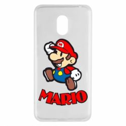 Чехол для Meizu M6 Супер Марио - FatLine