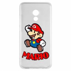 Чехол для Meizu Pro 6 Супер Марио - FatLine