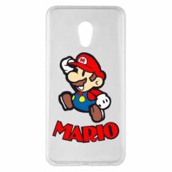 Чехол для Meizu Pro 6 Plus Супер Марио - FatLine