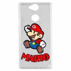 Чехол для Sony Xperia XA2 Супер Марио - FatLine