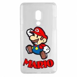 Чехол для Meizu 15 Plus Супер Марио - FatLine