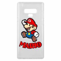 Чехол для Samsung Note 9 Супер Марио - FatLine