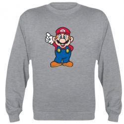 Реглан (свитшот) Супер Марио - FatLine