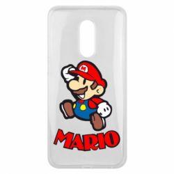Чехол для Meizu 16 plus Супер Марио - FatLine