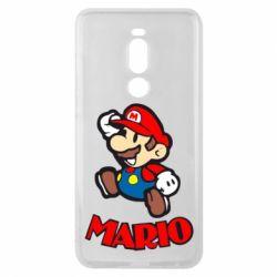 Чехол для Meizu Note 8 Супер Марио - FatLine
