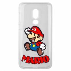 Чехол для Meizu V8 Супер Марио - FatLine